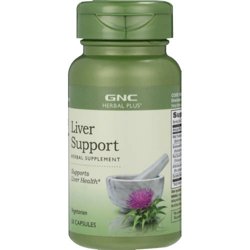 Herbal Plus Liver Support 50 Capsules
