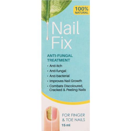 Life Tones Nail Fix 15ml - Clicks