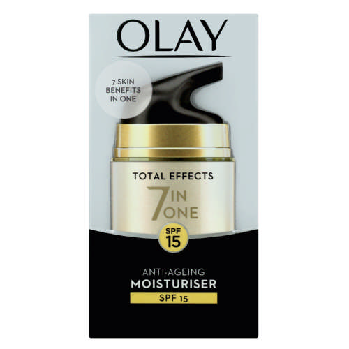 Total Effects 7-In-1 Day Moisturiser 50ml