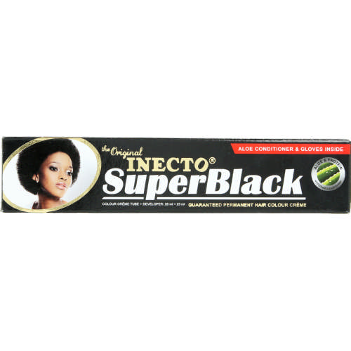 Permanent Hair Colour Creme Super Black 28ml