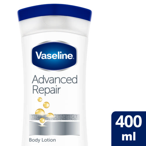 Intensive Care Body Lotion Advanced Repair Unfragranced 400ml