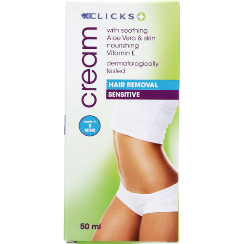 Hair Removal Cream Sensitive 50ml