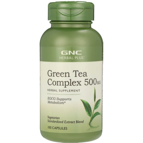 Herbal Plus Green Tea Complex 100 Capsules