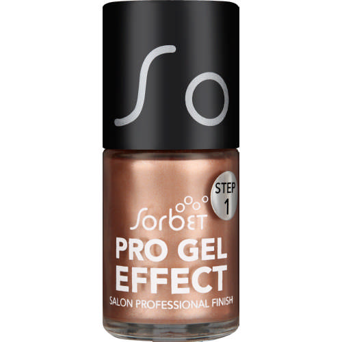 Pro Gel Effect Nail Polish Desert Storm 15ml