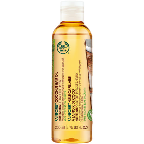 Rainforest Coconut Hair Oil 200ml