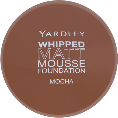 Whipped Matt Mousse Foundation Mocha 14g