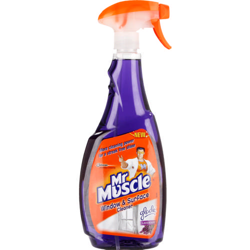 Window & Surface Cleaner Lavender 750ml