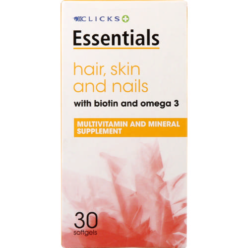 how to get healthy hair skin and nails