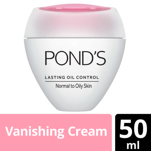 Lasting Oil Control Vanishing Cream Normal To Oily 50ml
