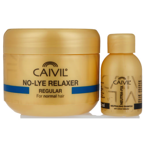 No-lye Relaxer Regular 225ml