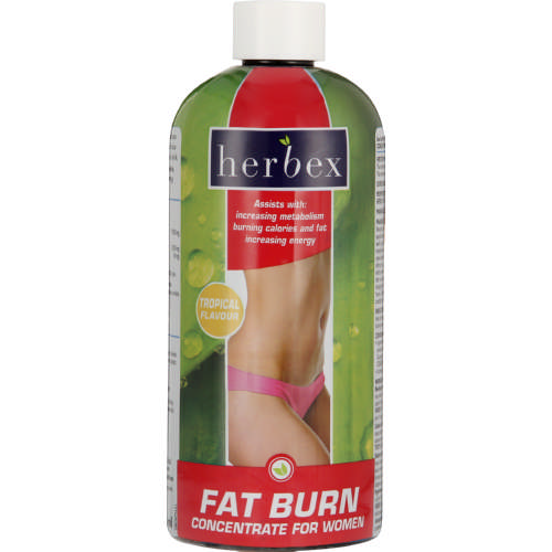 Fat Burn Concentrate Tropical 400ml