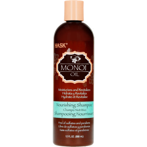 Monoi Oil Nourishing Shampoo 355ml