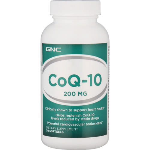 Preventative Nutrition CoQ-10 200mg 30 Capsules