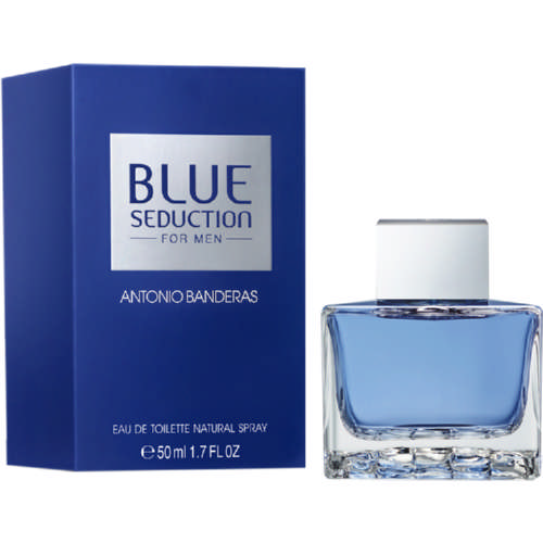 Blue Seduction Eau De Toilette 50ml