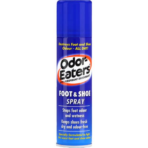 Anti-perspirant Deodorant Foot & Shoe Spray 150ml