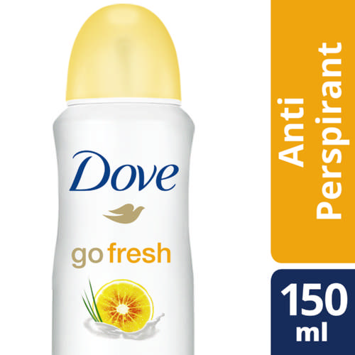 Go Fresh Antiperspirant Deodorant Grapefruit 150ml