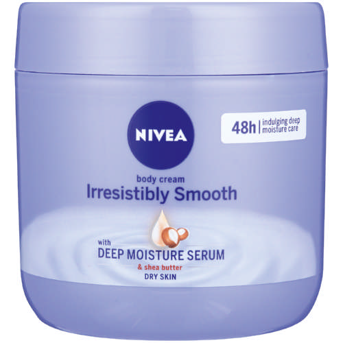 Irresistibly Smooth Body Cream 400ml