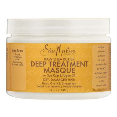 Raw Shea Butter Masque 453g