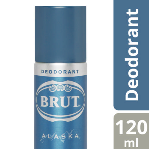 Body Spray Deodorant Alaska 120ml