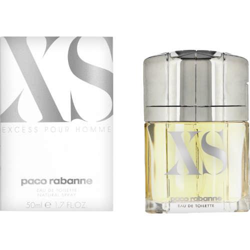 Paco Rabanne Xs Pour Homme Eau De Toilette Natural Spray 50ml Clicks