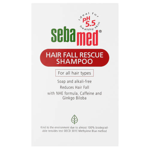 Sebamed Classic Hair Fall Rescue Shampoo 200ml - Clicks