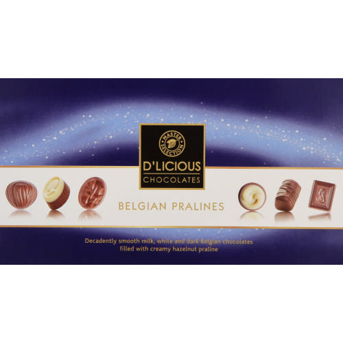 Royale Collection Belgian Pralines 125g