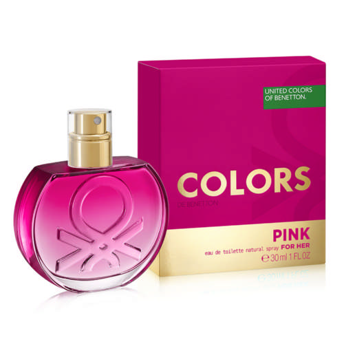 BNT Colors Pink 30ml EDT