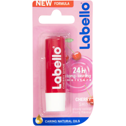 Fruity Shine Lip Balm Cherry 4.8g