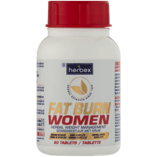 Fat Burn 60 Tablets