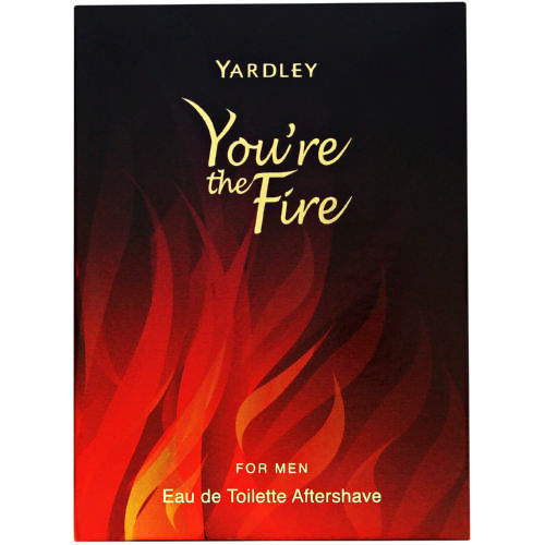 You're The Fire Aftershave 100ml