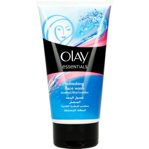Essentials Refreshing Face Wash Normal 150ml