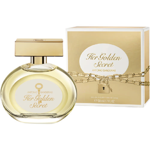 da93dd592 Antonio Banderas Her Golden Secret Eau De Toilette 50ml - Clicks