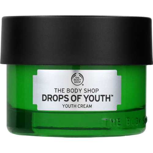 Body Shop Drop Of Light Day Cream Review: The Body Shop Drops Of Youth Day Cream 50ml