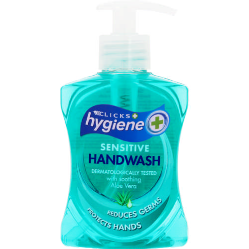 Hygiene Handwash Sensitive 250ml