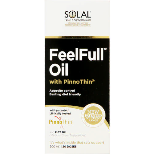 FeelFull With PinnoThin Appetite Control Banting Diet Friendly 200ml