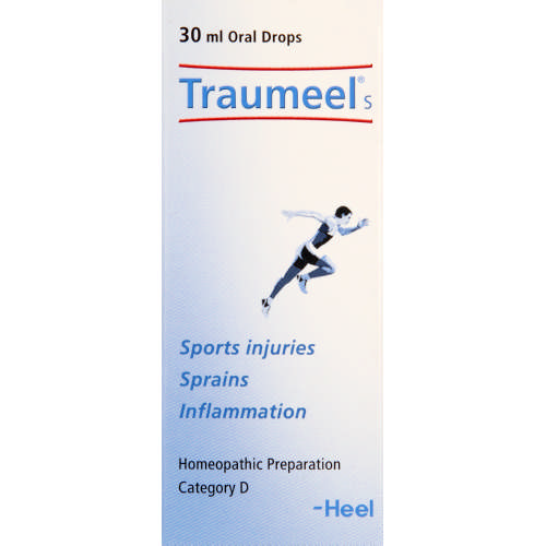Traumeel Drops 30ml