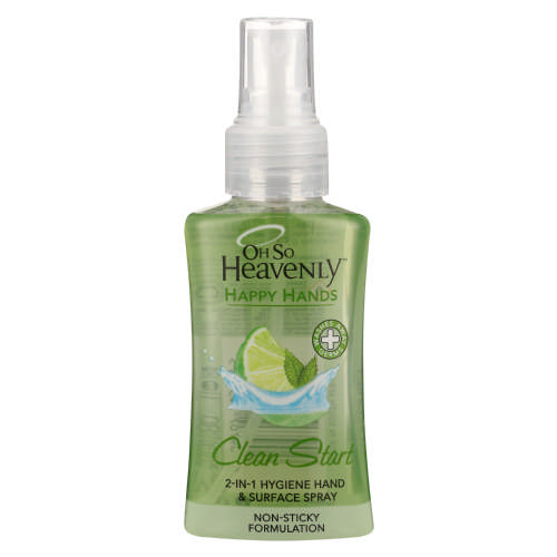 Clean Start Hand & Surface Spray 90ml