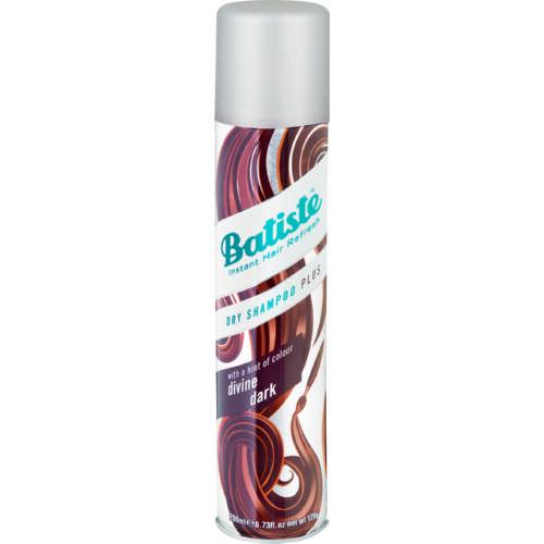 Batiste Divine Dark Dry Shampoo 200ml Clicks