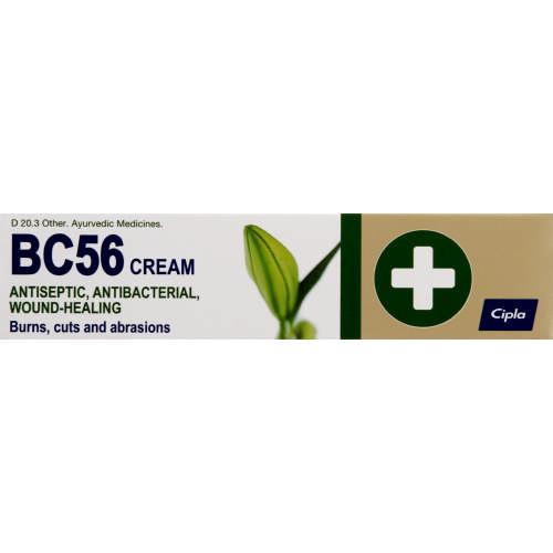 BC56 Wound-Healing Cream 20g - Clicks
