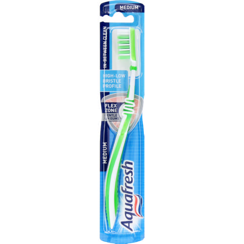 In-between Clean Medium Toothbrush