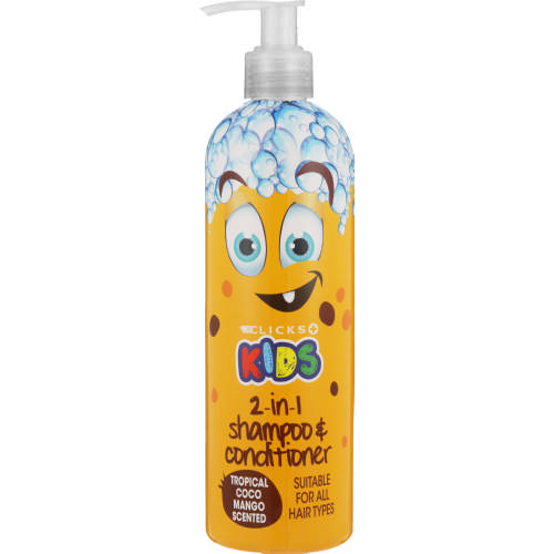 Kids 2in1 Co-wash Cocoa Mango 400ml
