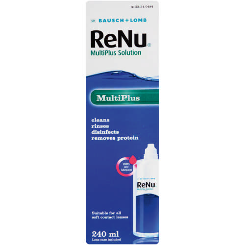 ReNu MultiPlus Solution 240ml