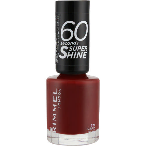 60 Seconds Nail Color Shade 320