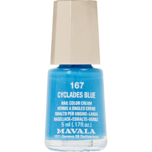 Nail Color Cream Cyclades Blue 5ml