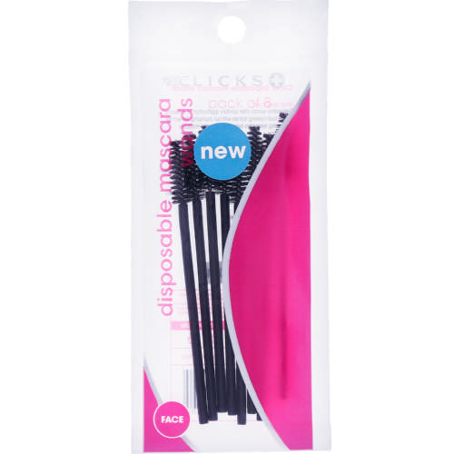 Face Disposable Mascara Wands 8 Pack