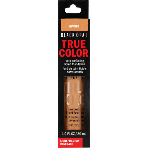 Black Opal True Color Liquid Foundation Nutmeg 30ml Clicks