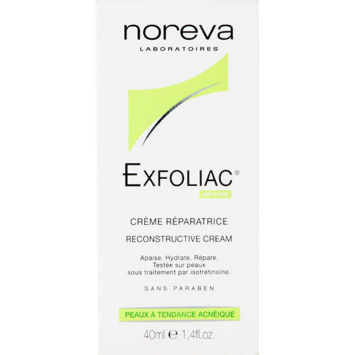 Exfoliac Reconstructive Cream 40ml
