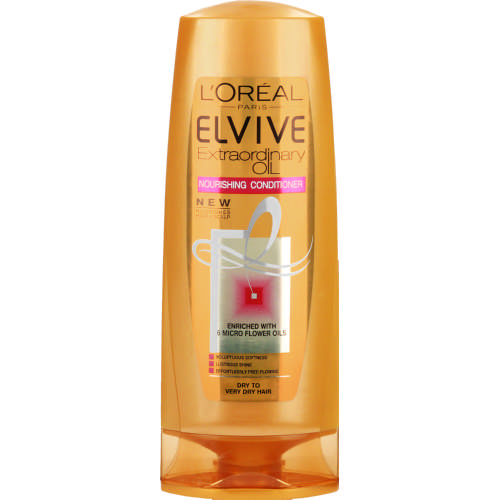 Elvive Extraordinary Oil Nourishing Conditioner 400ml