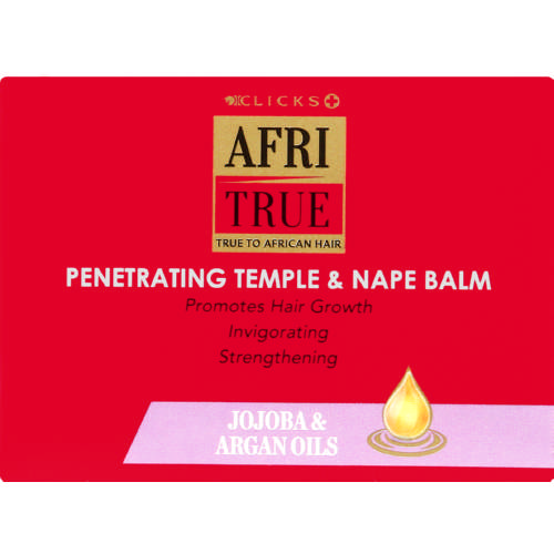 Penetrating Temple & Nape Balm Jojoba & Argan Oils 125ml