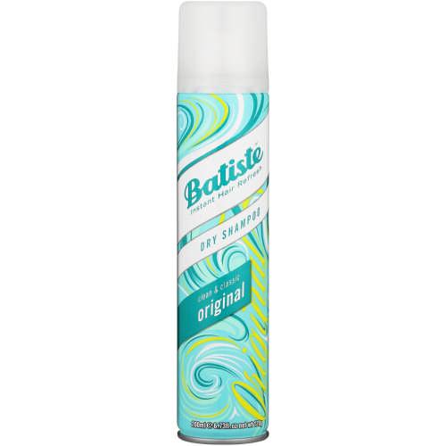 Batiste Clean Classic Original Dry Shampoo 200ml Clicks